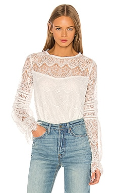 Smoke & Mirrors Blouse BB Dakota $44