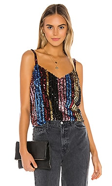 Party's Arrived Sequin Top BB Dakota $88 NEW ARRIVAL