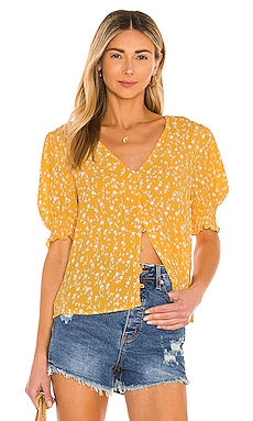 Precious Petal Top BB Dakota by Steve Madden $69 BEST SELLER