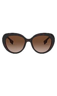 B. Monogram Cat Eye Burberry $265