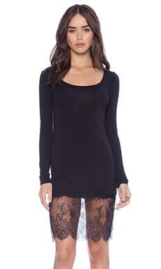 BCBGMAXAZRIA Livi Dress in Black