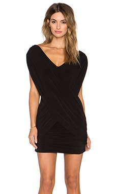 BCBGMAXAZRIA Alondra Dress in Black
