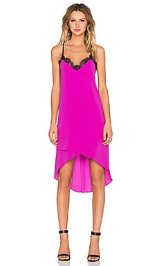 Astrella Dress in Magenta