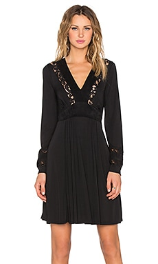 BCBGMAXAZRIA Indra Dress in Black
