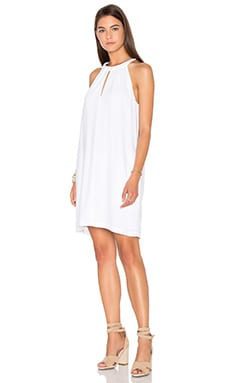 BCBGMAXAZRIA Trisytn Mini Dress in White