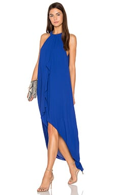 BCBGMAXAZRIA Lanna Gown in Royal Blue