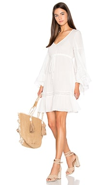 BCBGMAXAZRIA Jackleen Dress in Off White