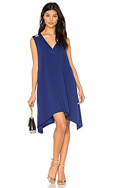 Michele Dress in Deep Royal Blue