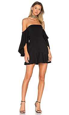Simone Dress in Black