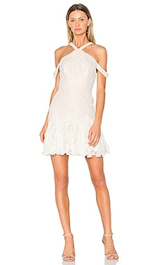 Leighann Dress in Off White