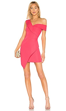 Asymmetrical Dress BCBGMAXAZRIA $268 BEST SELLER