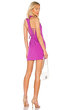 Tie Back Dress BCBGMAXAZRIA $298 NEW ARRIVAL