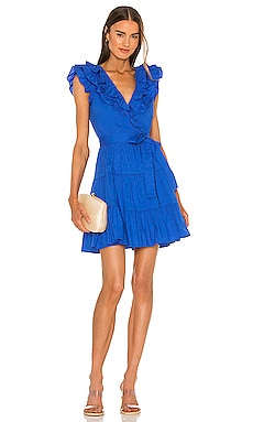 Ruffle Mini Dress BCBGMAXAZRIA $178