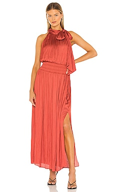 Pleated Gown BCBGMAXAZRIA $338
