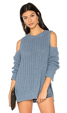Tressa Sweater in Denim