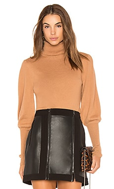 Zanzi Puff Sleeve Pullover