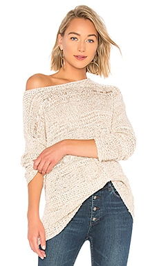 Mixed Stitch Sweater BCBGMAXAZRIA $116