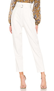 High Waisted Trouser BCBGMAXAZRIA $228