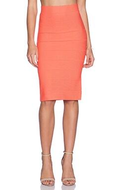BCBGMAXAZRIA Leger Pencil Skirt in Ambrosia