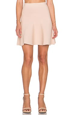 BCBGMAXAZRIA Ingrid Skirt in Bare Pink