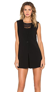 Alyx Romper in Black