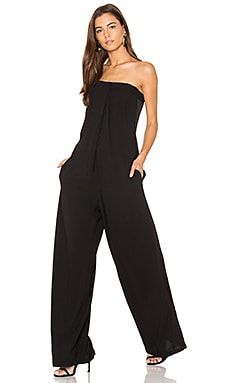 Edison Jumpsuit in Black