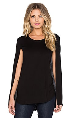 BCBGMAXAZRIA Vinessa Top in Black
