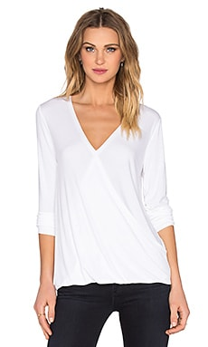 Cathryn Top en Blanc
