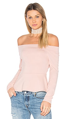 Alea Top en Ombre Blush