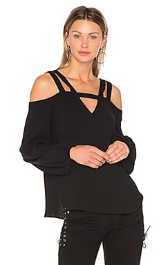 Tina Top in Schwarz