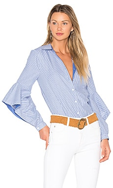 Thelma Button Up
