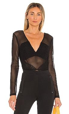 Lace Bodysuit BCBGMAXAZRIA $178