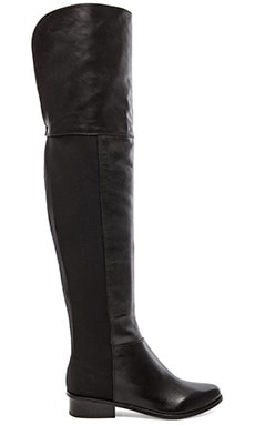 BCBGMAXAZRIA Slink Boot in Black