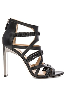 Dorie Heel in Black