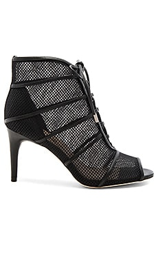 Becks Bootie in Schwarz