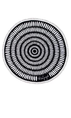 The Tulum Round Towel