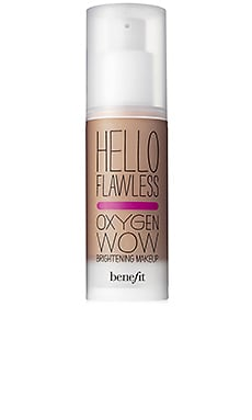 BASE LIQUIDE HELLO FLAWLESS! OXYGEN WOW Benefit Cosmetics $25