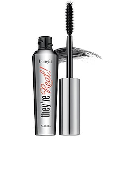 They're Real! Lengthening Mascara Benefit Cosmetics $26 MÁS VENDIDO