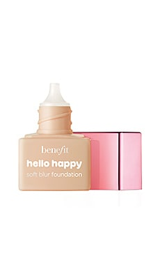 Mini Hello Happy Soft Blur Foundation Benefit Cosmetics $10