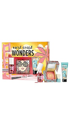 SET DE MAQUILLAJE WEST COAST WONDERS Benefit Cosmetics $27