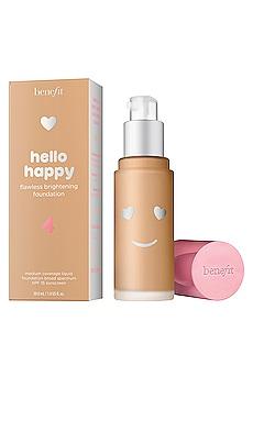 HELLO HAPPY FLAWLESS BRIGHTENING 파운데이션 Benefit Cosmetics $30