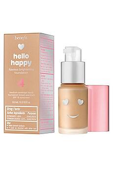 MAQUILLAJE HELLO HAPPY FLAWLESS BRIGHTENING Benefit Cosmetics $15