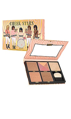 Cheek Stars Reunion Tour Blush, Bronze & Highlight Palette Benefit Cosmetics $60 BEST SELLER
