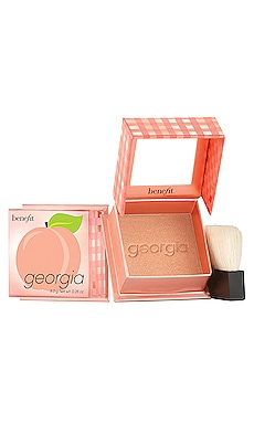 GEORGIA GOLDEN PEACH 블러시 Benefit Cosmetics $30 베스트 셀러
