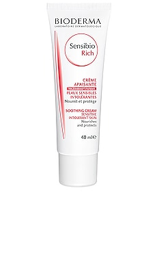 Sensibio Rich Soothing Cream Bioderma $20