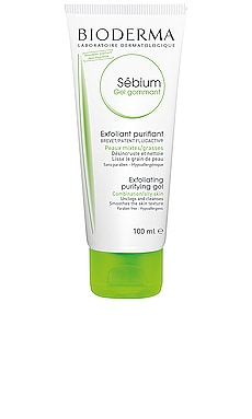 Sebium Exfoliating Purifying Gel Bioderma $15 BEST SELLER