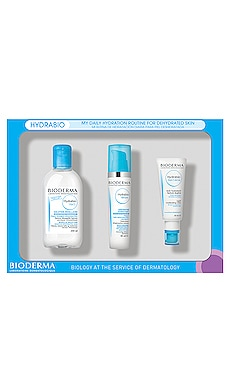Hydrabio Routine Kit Bioderma $45
