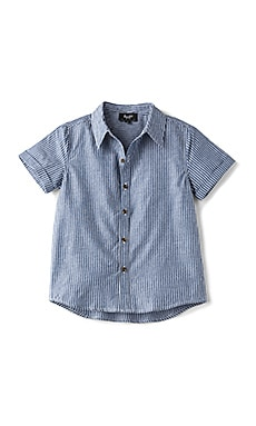 Stripe Casual Shirt
