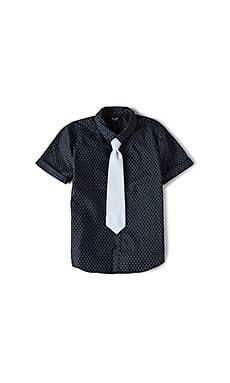 LESTER 타이 셔츠