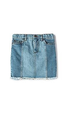 Cara Spliced Skirt